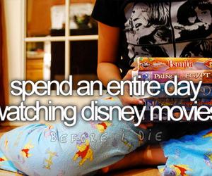 before i die, disney, and movies image