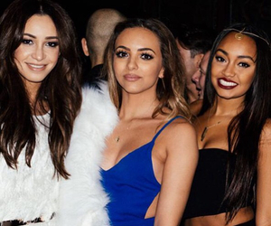 danielle peazer, jade thirlwall, and little mix image
