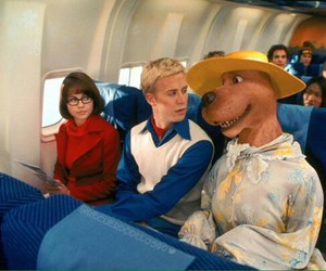 scooby doo, movie, and dog image