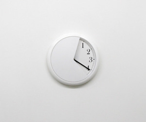 clock, style, and design image