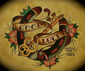 good, illustration, and luck image
