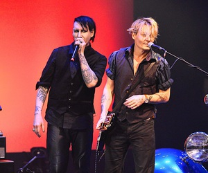 concert, johnny depp, and johnnydepp image