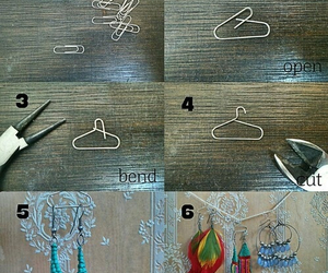 earrings and diy image