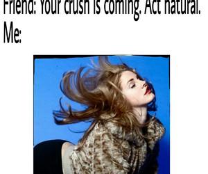 crush, lana, and funny image