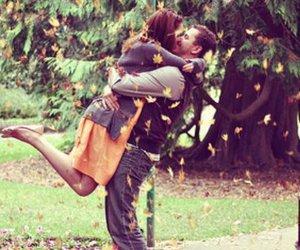hug, couple, and kiss image