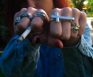 rings and fuck. image