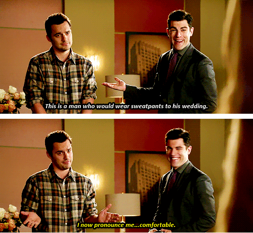 i can\'t wait for nick\'s wedding (with jess of course)