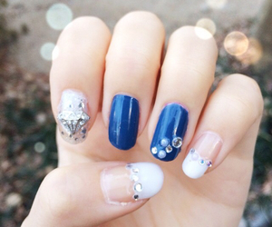 korean, nailpolish, and nails image