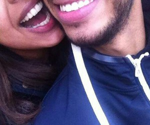 couple and smile image
