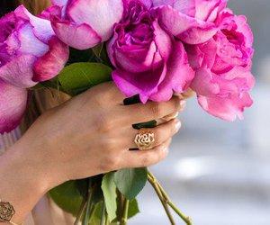 feelings, spring, and flowers image