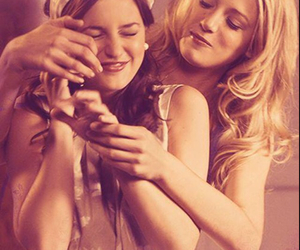 girl, gossip girl, and friends image