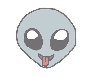 alien, overlay, and emoji image