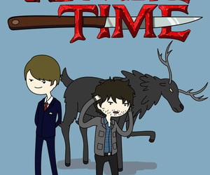 hannibal, hannibal time, and will image