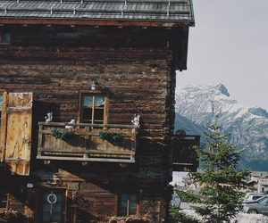 beautiful, home, and mountains image