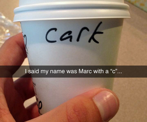funny, lol, and starbucks image