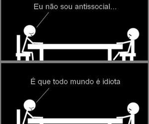 antisocial image