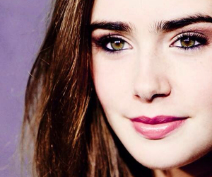 lily collins and perfect image