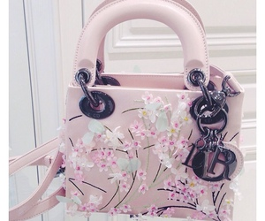 bag, dior, and handbag image
