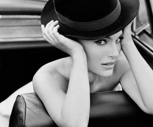 natalie portman, dior, and black and white image