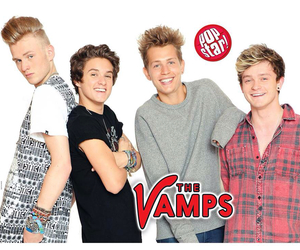 thevamps, jamesmcvey, and connorball image