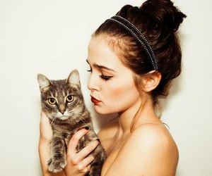 animals, hairstyle, and serials image