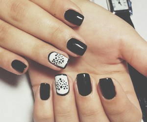 design, heart, and nails image