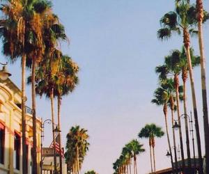 hollywood, california, and summer image