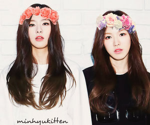 edit, flowers, and red velvet image
