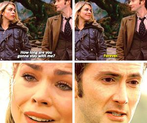 doctor who, rose tyler, and bbc image
