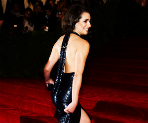 lea michele and perfect image