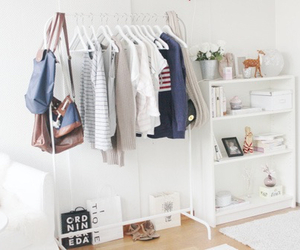 clothes, room, and white image