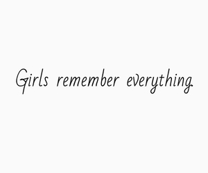 girl, remember, and quotes image