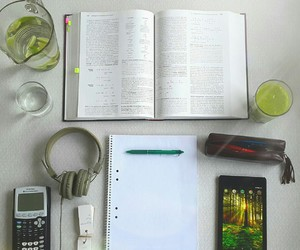 school and study image