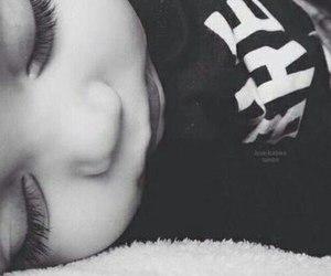 baby, sleep, and cute image