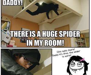asian, spider, and kdrama image
