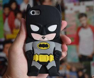 batman, cute, and iphone image