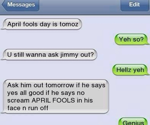 april fools and funny image