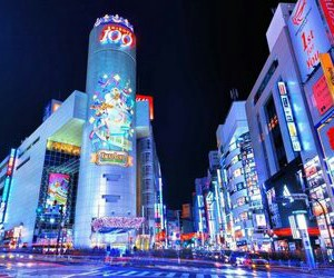 japan, shibuya, and street image