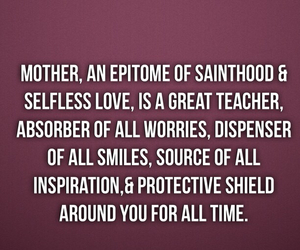 mother, motherhood, and mother's love image