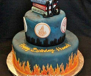 amity, book, and cake image