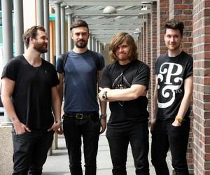 band, bastille, and england image