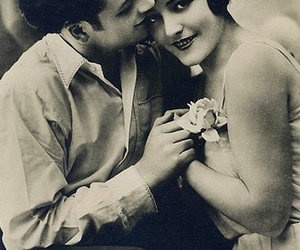 1900s, couple, and love image