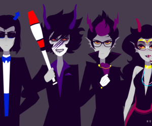 homestuck, equius, and gamzee image