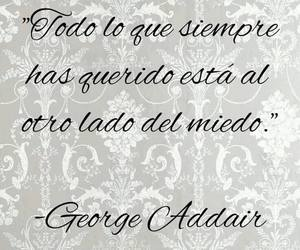 frases, miedo, and motivation image