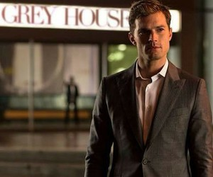 Jamie Dornan, fifty shades of grey, and christian grey image