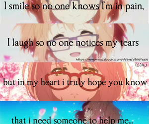 anime and quote image