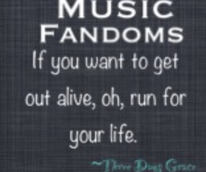 bands, funny, and life image