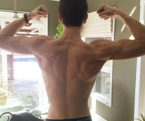 amazing, mendes, and muscles image