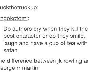 author, cry, and death image