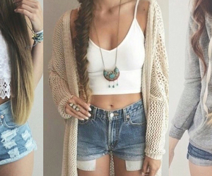 beach, clothes, and cool image
